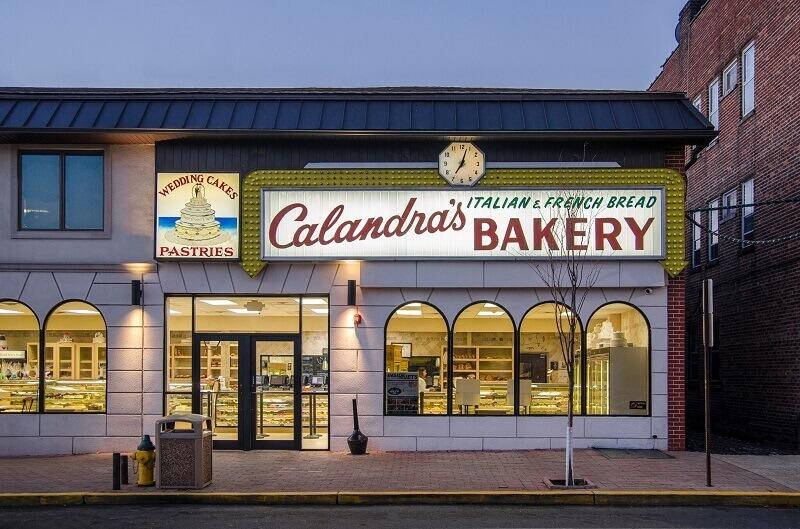 Calandras bakery