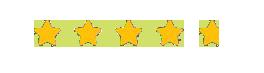 Star ratings - TwinPeaks